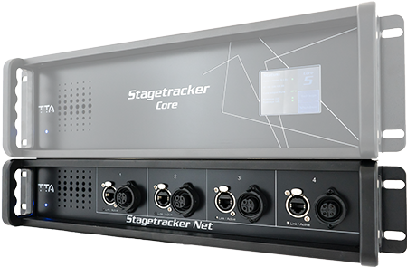 Stagetracker II Net